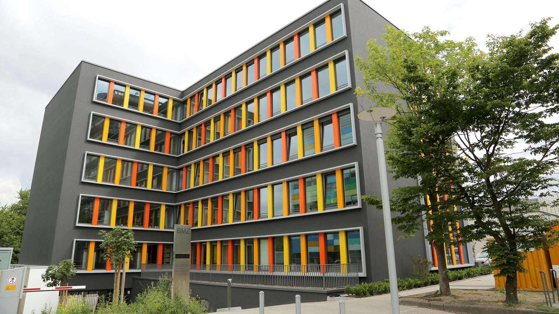 Neubau für das Akademische Förderungswerk AöR