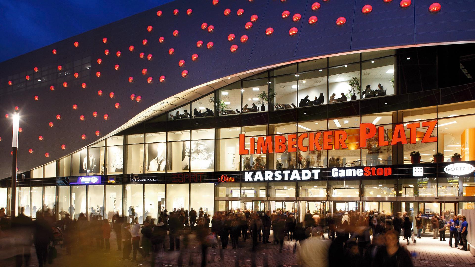 Einkaufzentrum Limbecker Platz