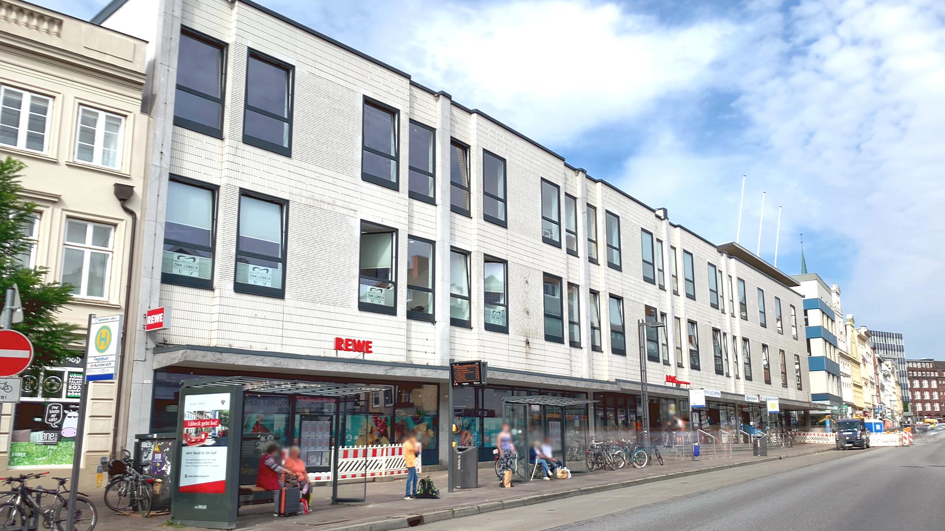 Facharztzentrum in Lübeck